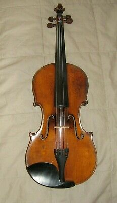 Antique German Trade 4/4 violin, late 19th / early 20th C