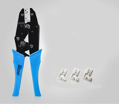 6.3 clamping pliers for L-shaped spring cold pressing terminal clamping pliers