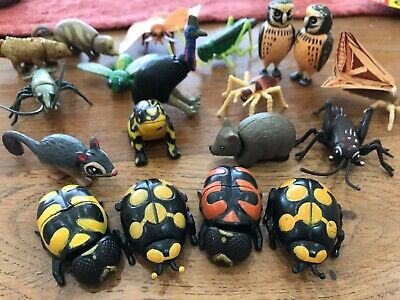 YOWIE Series 1 & 2 90s toys collectables Jewel Shield Beetle Y1 1995 toy 1990s