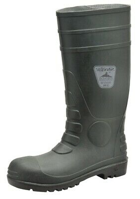 857 Green Safety Wellington Uk4 FW95GNR37 Portwest Genuine Top Quality Product