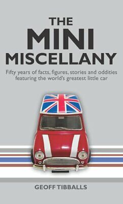 The Mini Miscellany: Fifty Years of Facts, Figures, Stories and Oddities Feat.