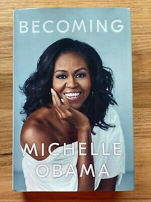 Becoming - Michelle Obama - Hard Cover - Brand New
