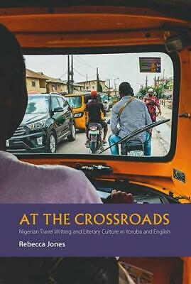 At the Crossroads by Rebecca Jones (author)