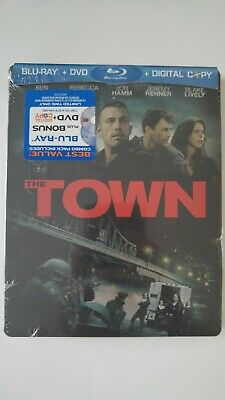 The Town Blu-Ray steelbook Futureshop (Canada) Neuf sous Blister
