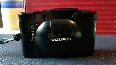 Olympus Xa *Lens Minty, Fully Working*