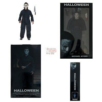 """MICHAEL MYERS Neca (HALLOWEEN) 2019 8"""" Inch CLOTHED ACTION FIGURE"""