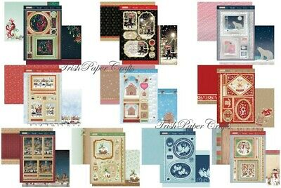Hunkydory SEASONAL STYLE Luxury Topper Sets ~ CHOOSE FROM LIST