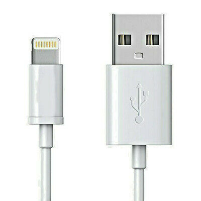Genuine OEM Lightning to USB 6-Ft. Cable for Apple iPhone, iPod and iPad