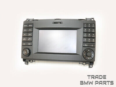 Mercedes Vito Viano Alpine Navigation Command Screen