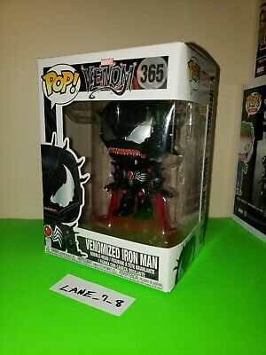 Funko Pop! Marvel Venomized Iron Man Venom