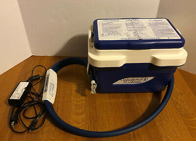 Blue Arctic Cooler Electric Cold Therapy Orthologic (Cooling Pad Not Included)