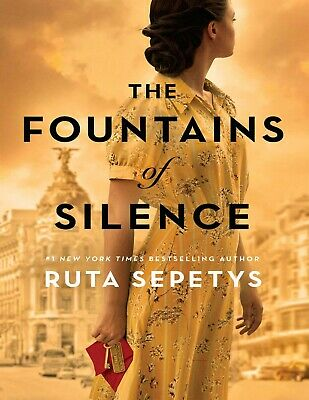 The Fountains of Silence 2019 by Ruta Sepetys (E-B0K&AUDI0B00K  E-MAILED) #23