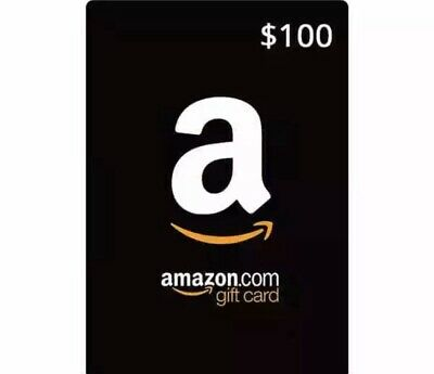 Amazon Gift Card $100 (Email Delivery) Very Fast