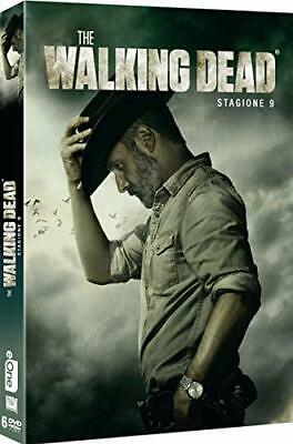 The Walking Dead 9 - La Nona Stagione Completa (5 Dvd) Serie Tv Horror