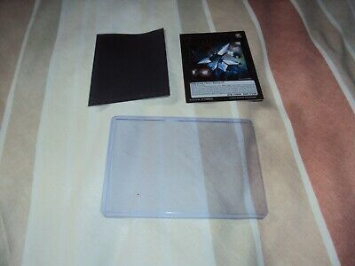 Number 38 Hope Harbinger Dragon Titanic Galaxy  Card  in protective sleeve