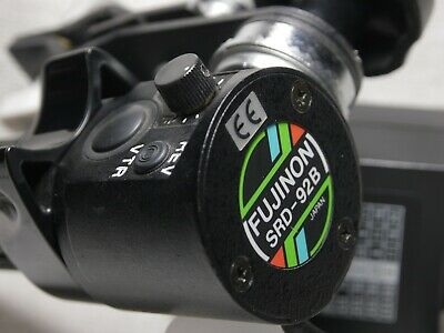 Fujinon SRD-92B Rate Demand with Speed Adjustment for B4 broadcast Lens.