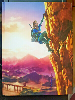Guide Collector - Zelda Breath Of The Wild -