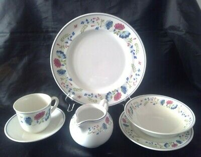 BHS Priory Tableware Plates Cups and Saucers and Bowls  NEW Please select