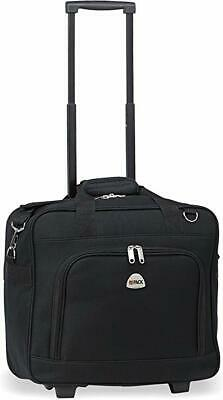 Cool Overnight Carry On Rolling Bag W Folding Chair Mens Pdpeps Interior Chair Design Pdpepsorg