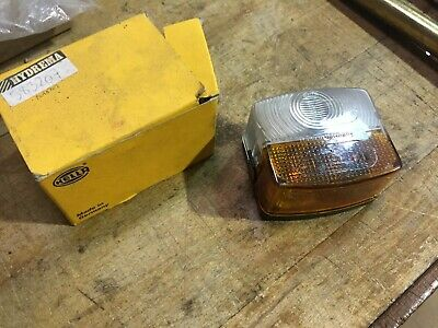 Military Army Hella Right hand indicator side light lamp 2BE-003-182-101 E34