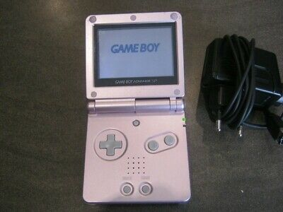 Nintendo Game Boy Advance SP Console - ROSE