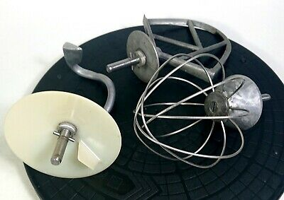 Kenwood Chef Attachments Only - K Beater, Balloon Whisk, Dough Hook