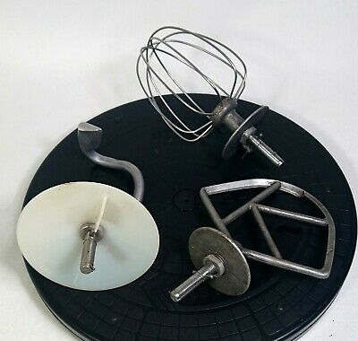 Kenwood Chef Attachments Only - K Beater, Whisk, Dough Hook