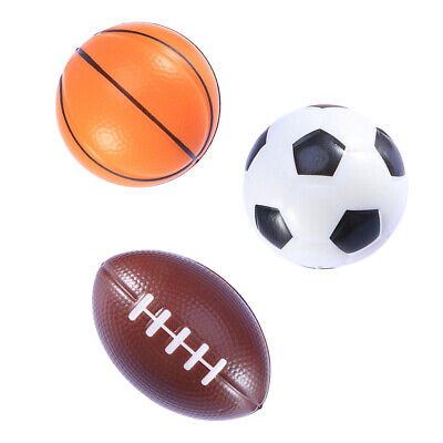 """*1 Round XLarge 2/"""" Display Stand Basketball Soccer Volley Ball Balls"""