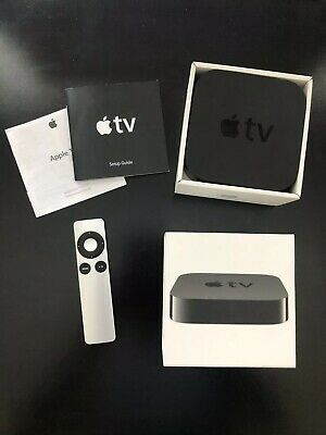 Apple TV (3rd Generation) A1469 with Remote