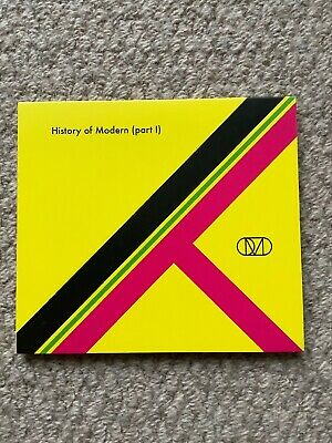 Orchestral Manoeuvres In The Dark - History Of Moden (part 1) 12 Track CD Single
