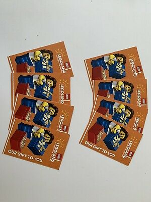 LEGOLAND California 1 day SEA LIFE HOPPER Ticket, Valid 9/3/19-11/22/19