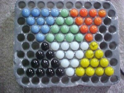 Jabo Chinese Checkers Marbles Set $9.99
