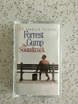 Forrest Gump - Movie Soundtrack - 1994 Canadian Cassette EX Condition Playtested
