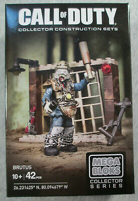 Mega Bloks CALL OF DUTY Collector Set BRUTUS Ref CNC66-42 Pieces