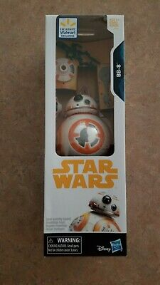 Disney Hasbro: Star Wars Bb-8 Walmart Exclusive Collectable
