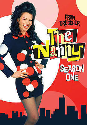The Nanny - The Complete First Season (DVD, 2014, 2-Disc Set)
