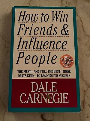 How to Win Friends and Influence People by Dale Carnegie (2010, Paperback)
