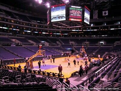 2 Tickets to LA LAKERS VS GOLDEN STATE WARRIORS on 11/13 SECTION 105 ROW 14
