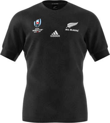 All Blacks 2019 Rugby World Cup Jersey