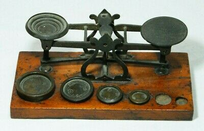 Antique Weighing Scales possibly Medical Thames Hospice B 128 A