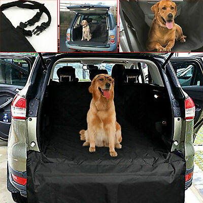 Large Heavy Duty Car Boot Liner Mat Pet Dog Floor Waterproof Cover Protector