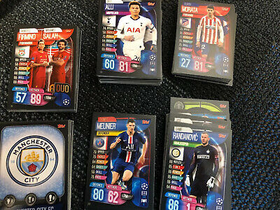 Match Attax 2019/20 Pick the ones you need From List REVISED