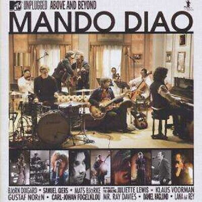 Mando Diao - MTV Unplugged - Above And Beyond (Jewelcase)
