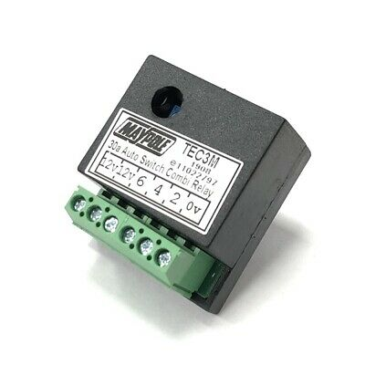 30A Automatic Dual Charge Towing Caravan Switching Relays - MP2883 Relay