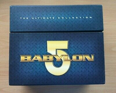 Babylon 5 - The Ultimate Collection Box Set - DVD