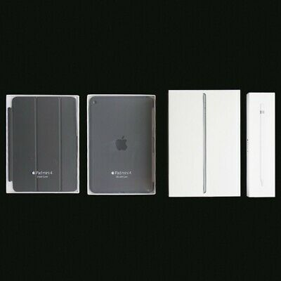 Apple iPad Mini 5 64GB, Wi-Fi Space Grey + Apple Pencil + Apple Cover & Case