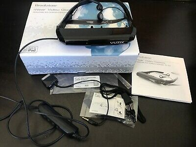Vuzix iWear Video Glasses