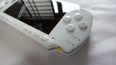 SONY PlayStation Portable Handheld Console PSP 1000 Ceramic White