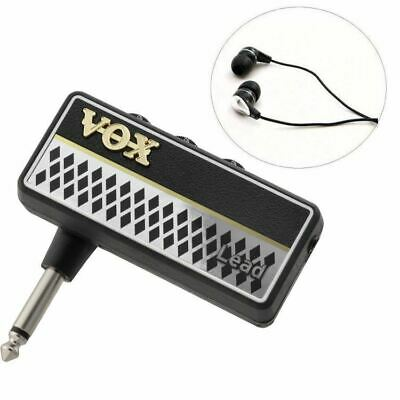 Vox Lead Mini Amp W/ Free Headphones Amplug 2 AP2LD