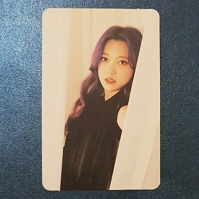 Choerry - Official Photocard Loona Mini Repackage X X Monthly Girl Kpop
